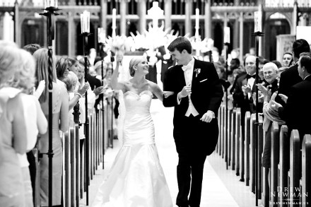 Cathedral of St. Phillip East Lake Golf Club Wedding