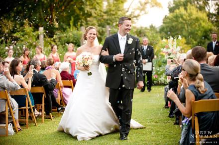 Atlanta Botanical Gardens Wedding