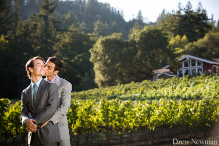 A stunning wedding in Santa Cruz California captured by Drew Newman Photographers of Atlanta Georgia.