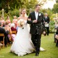 Drew Newman captures a beautiful wedding at the Atlanta Boanical Gardens.