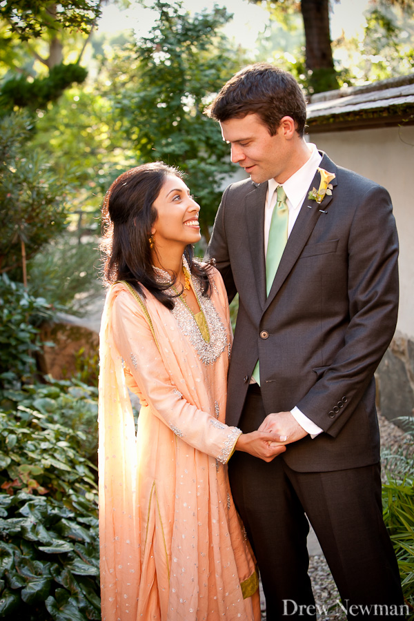 A lovely wedding at the Atlanta Botanical Gardens captured by Drew Newman Photographers and coordinated by Hester Parks of Park Avenue Events.