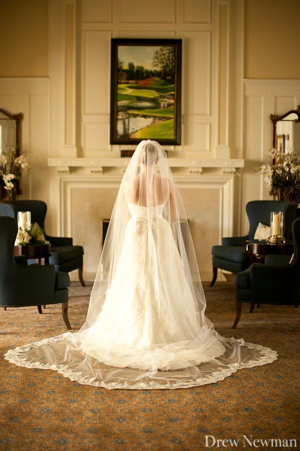 An elegant wedding at Druid Hills Golf Club in Atlanta, Georgia captured by Drew Newman Photographers.
