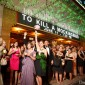 A stunning wedding at the Fox Theater in Atlanta, Georgia captured by Drew Newman Photographers