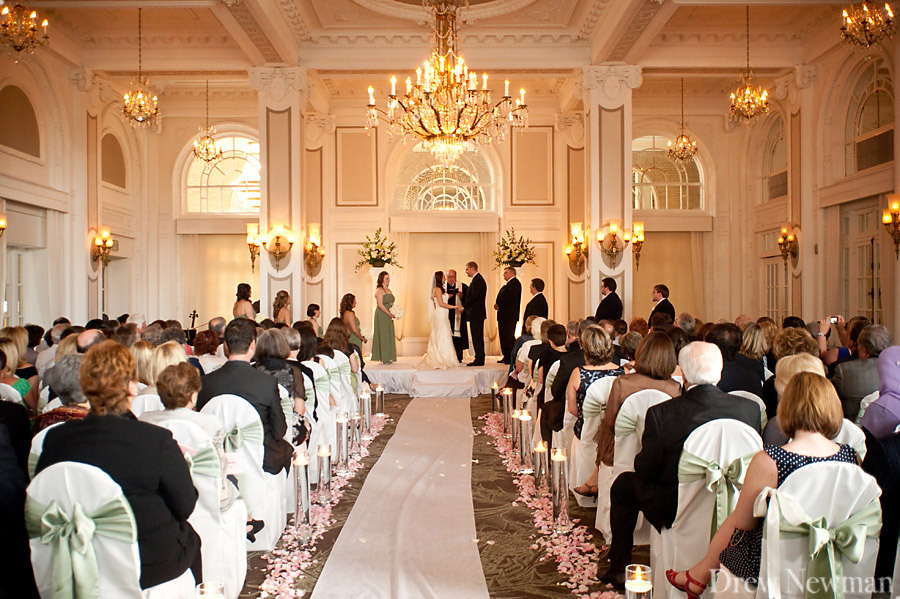 A beautiful wedding at the Georgian Terrace Hotel in Atlanta, Georgia captured by Drew Newman Photographers. The event was coordinated by Nicole Fantz of Peachtree Weddings and Events, and decor was by Carla Duncan of On Occasions Atlanta.