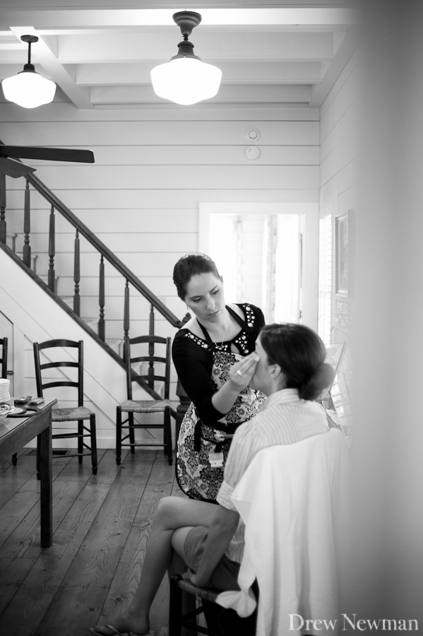An elegant wedding captured by Drew Newman Photographers at Old Edwards Inn & Spa in Highlands, North Carolina.