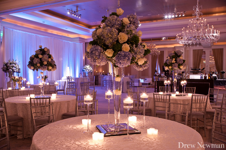 Drew Newman Photographers captures a stunning and elegant wedding at the St. Regis Hotel & Resort in Atlanta, Georgia. The event was coordinated by A Legendary Event, and floral design by Suzanne Reinherd and Christina Zubowicz of Magnolia Events.