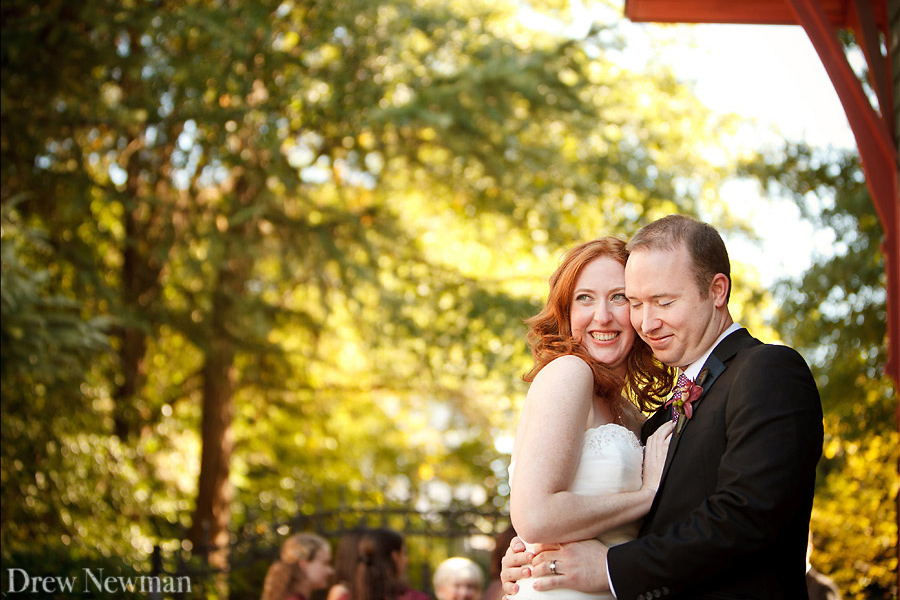 A beautiful Fall Wedding at the Trolley Barn in Atlanta, Georgia with Drew Newman Photography and floral design by Tulip. Check out Katie and Jai
