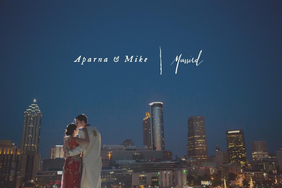 Aparna and Mike